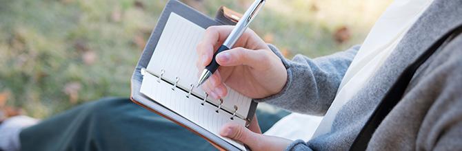 「勉強時間と内容を見えるようにしよう!勉強手帳の作り方」サムネイル画像