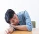 勉強して疲弊した姿