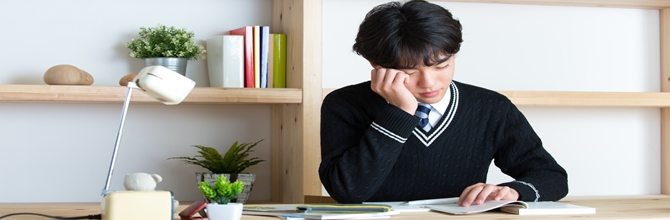 「食事は?寝る時間は?当日、最高の実力を発揮する受験前日の過ごし方」サムネイル画像