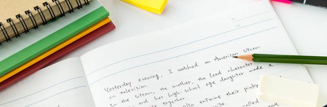 「【英語を得意になる】英語のノートの作り方!【効率化】」サムネイル画像