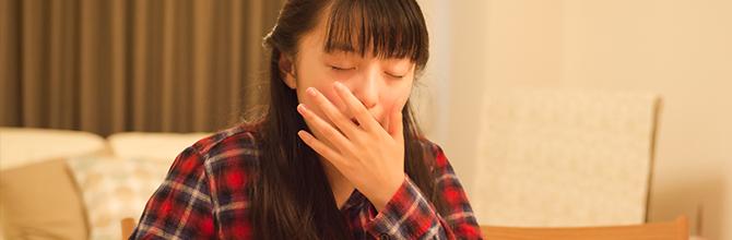 「勉強中なのに眠い…!眠くなる原因と対処法はある?」サムネイル画像