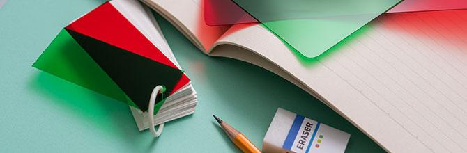 「勉強や作業が捗る!勉強机周りのおすすめ収納法」サムネイル画像